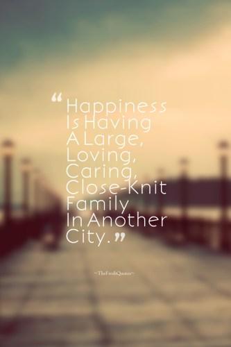 Những câu nói hay bằng Tiếng Anh về gia đình 05