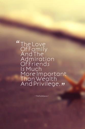 Những câu nói hay bằng Tiếng Anh về gia đình 10