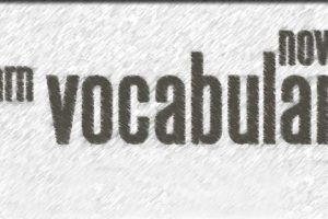 Vocabulary-now