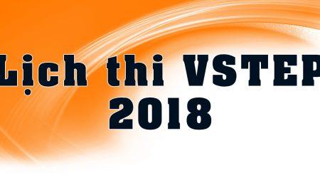 Lịch thi VSTEP năm 2018 tại ĐH Sư Phạm Tp. Hồ Chí Minh