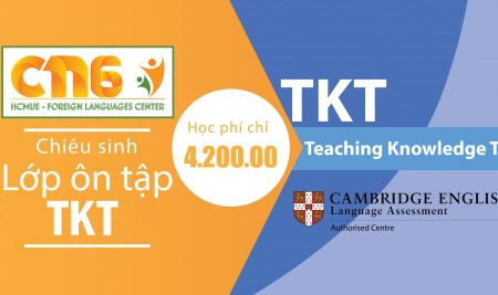 Chương trình luyện thi TKT tại Chi Nhánh 6 – Khai giảng hàng tháng
